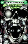 Dollar Comics Blackest Night Vol 1 1