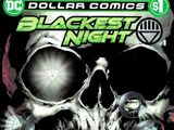 Dollar Comics: Blackest Night Vol 1 1
