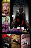 Man-Bat kills Francine