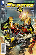 Sinestro Vol 1 9