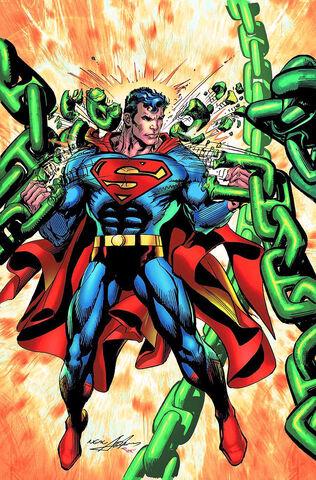 File:Superman Unchained Vol 1 1 Textless Adams Variant.jpg