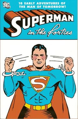 Cover for the Superman in the Forties Trade Paperback