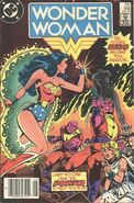 Wonder Woman Vol 1 318