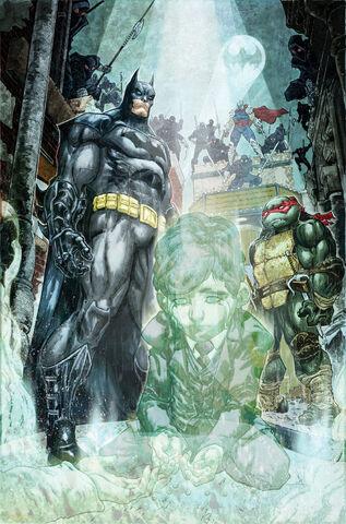 File:Batman Teenage Mutant Ninja Turtles Vol 1 4 Textless.jpg