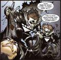 Black Lantern Flying Graysons 001