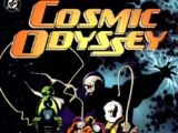 Cosmic Odyssey (Collected)