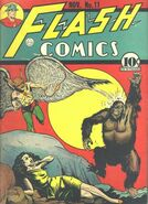 Flash Comics 11