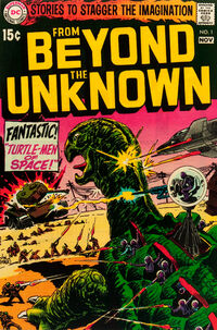 From Beyond the Unknown Vol 1 1