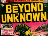From Beyond the Unknown Vol 1