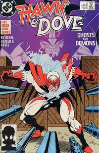 Hawk and Dove Vol 2 1 cor