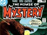 House of Mystery Vol 1 279