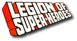 Legion of Super-Heroes Vol 2 logo