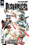 Resurrection Man Vol 2 9