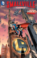 Smallville Season 11 Argo TPB