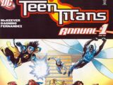 Teen Titans Annual Vol 3 2009
