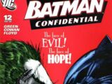 Batman Confidential Vol 1 12