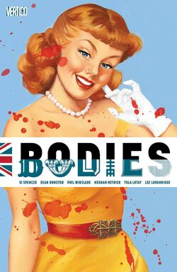 Cover for the Bodies Trade Paperback