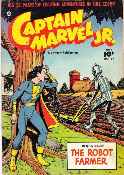 Captain Marvel Jr Vol 1 87 Dc Database Fandom Powered By Wikia
