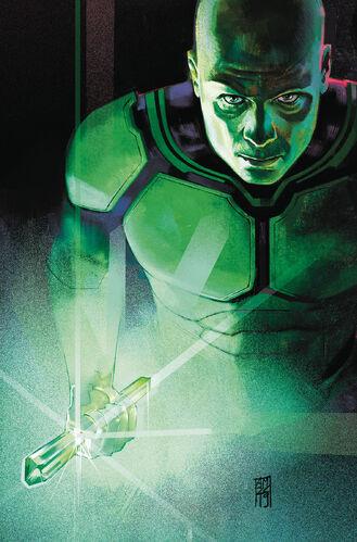 Textless Lex Luthor Variant