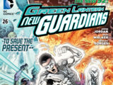 Green Lantern: New Guardians Vol 1 26