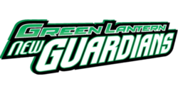 Green Lantern New Guardians Vol 1 Logo