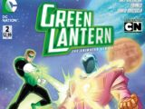 Green Lantern: The Animated Series Vol 1 2