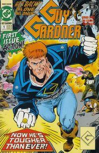 Guy Gardner Vol 1 1