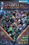 Injustice Gods Among Us Year Four Annual Vol 1 1
