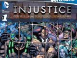 Injustice: Gods Among Us: Year Four Annual Vol 1 1