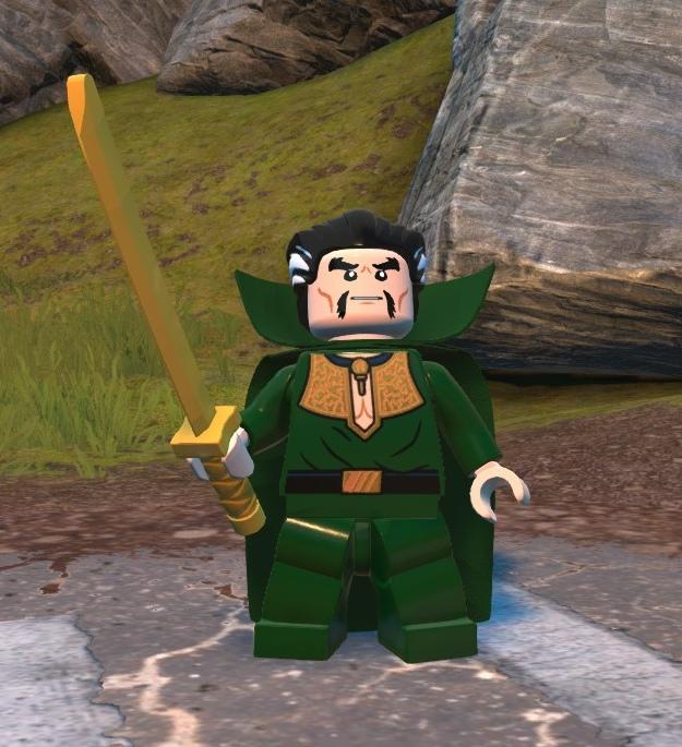 Ra's al Ghul (Lego Batman)/Gallery | DC Database | Fandom