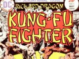 Richard Dragon, Kung-Fu Fighter Vol 1