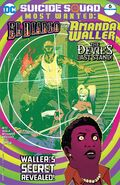 Suicide Squad Most Wanted El Diablo and Amanda Waller Vol 1 6