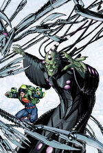 Superman Vol 3 23.2 Brainiac Textless
