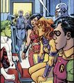 Teen Titans Dark Multiverse Teen Titans The Judas Contract 001