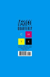 Vertigo Quarterly Cyan