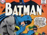 Batman Vol 1 177