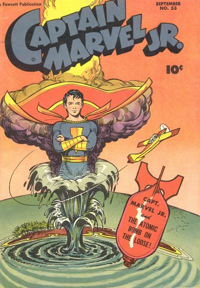 Captain Marvel Jr Vol 1 53 Dc Database Fandom Powered By Wikia