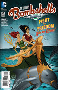 DC Comics Bombshells Vol 1 2