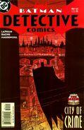 Detective Comics 801