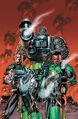 Green Lantern Corps Vol 3 6 Textless