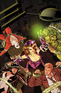 Justice League Dark Vol 1 32 Textless
