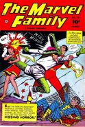 Marvel Family Vol 1 74