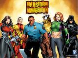 Wildstorm: Armageddon Vol 1