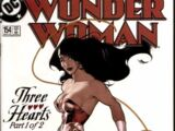 Wonder Woman Vol 2 154