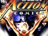 Action Comics Vol 1 889