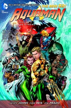 Cover for the Aquaman: The Others Trade Paperback