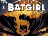 Batgirl Vol 3 5
