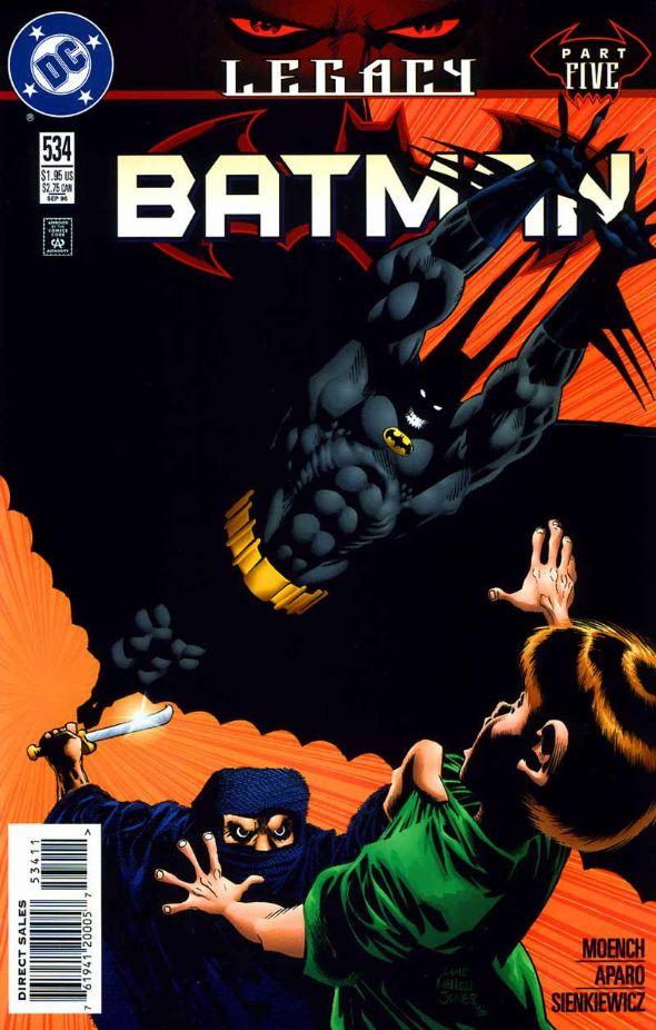 Resultado de imagem para BATMAN # 534