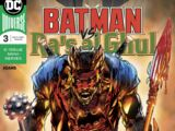 Batman vs. Ra's al Ghul Vol 1 3