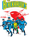 Blackhawks Earth-One 0001